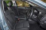 Renault Megane Sport Tourer 2021 interior front seats