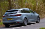 Renault Megane Sport Tourer 2021 rear right tracking