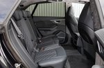 Audi SQ8 2021 interior rear seats