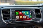 Toyota Proace Electric 2021 interior infotainment