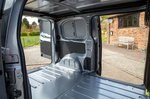 Toyota Proace Electric 2021 rear load space