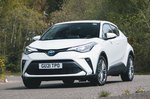 Toyota C-HR 2021 front