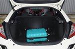 Honda Civic Type R 2021 boot open