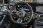 Mercedes CLS 53 AMG 2021 interior dashboard