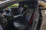 Mercedes CLS 53 AMG 2021 interior front seats