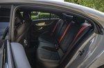 Mercedes CLS 53 AMG 2021 interior rear seats