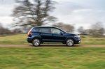 Suzuki S-Cross Hybrid 2021 right tracking