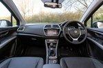 Suzuki S-Cross Hybrid 2021 interior dashboard