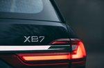 Alpina XB7 2021 badge detail