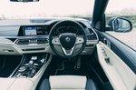 Alpina XB7 2021 interior dashboard