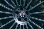 Alpina XB7 2021 wheel detail