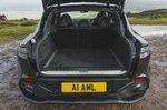 Aston Martin DBX 2021 boot open