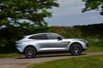 Aston Martin DBX 2021 right tracking