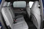 Audi Q7 2021 interior rear seats