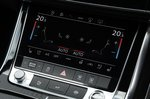 Audi Q7 2021 interior detail