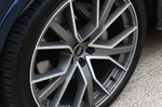 Audi Q7 2021 alloy wheel detail