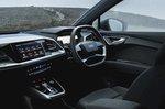 Audi Q4 e-tron 2021 dashboard