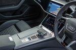 Audi A6 Saloon 2021 interior detail