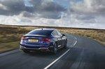 Audi A5 Sportback 2021 rear tracking