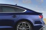 Audi A5 Sportback 2021 rear side detail