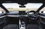 Audi A5 Sportback 2021 interior dashboard