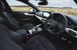 Audi A5 Sportback 2021 interior front seats