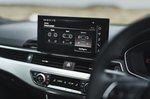 Audi A5 Sportback 2021 interior infotainment