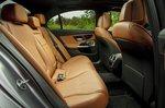Mercedes C-Class 2021 interior rear seats