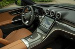 Mercedes C-Class 2021 interior infotainment