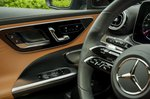 Mercedes C-Class 2021 interior detail