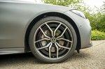 Mercedes C-Class 2021 alloy wheel detail
