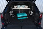 BMW X7 2021 boot open