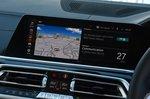 BMW X7 2021 interior infotainment
