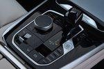 BMW X7 2021 interior detail