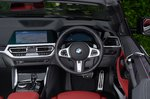 BMW 4 Series Convertible 2021 interior dashboard