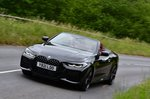 BMW 4 Series Convertible 2021 front cornering