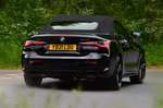 BMW 4 Series Convertible 2021 rear cornering