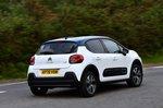 Citroën C3 2021 rear right tracking