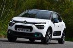 Citroën C3 2021 RHD front tracking