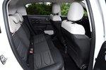 Citroën C3 2021 RHD rear seats