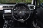 Citroën C3 2021 RHD dashboard