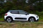 Citroën C3 2021 RHD right tracking