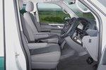 Volkswagen California 2021 interior front seats