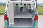 Volkswagen California 2021 rear door open
