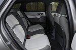 Range Rover Velar 2021 interior rear seats