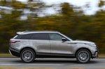 Range Rover Velar 2021 right tracking