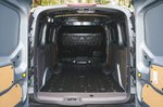 Ford Transit Connect 2021 rear doors open