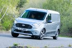 Ford Transit Connect 2021 front cornering