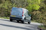 Ford Transit Connect 2021 rear cornering