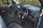 Ford Transit Connect 2021 interior dashboard